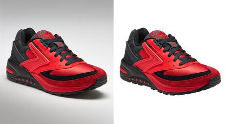 Clipping-path-applied-on-shoe-image-created-by-Clipping-Path-India