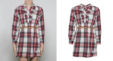 ghost-mannequin-sample-image-for-plaid-blouse